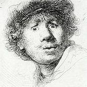 Rembrandt Harmensz. van Rijn profielfoto