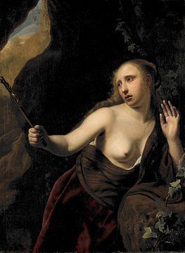 Büßende Maria Magdalena, Dirck Bleker