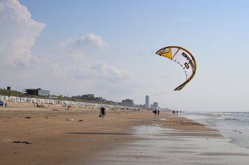 Zandvoort aan zee van Wiljo van Essen