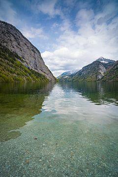 Königssee bei Berchtesgaden von Martin Wasilewski