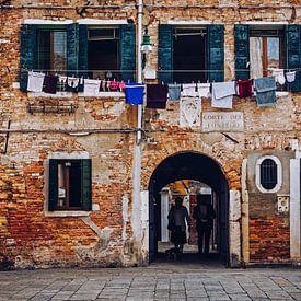 Venise - Sestiere di Dorsoduro sur Alexander Voss