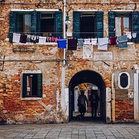 Venedig – Sestiere di Dorsoduro von Alexander Voss