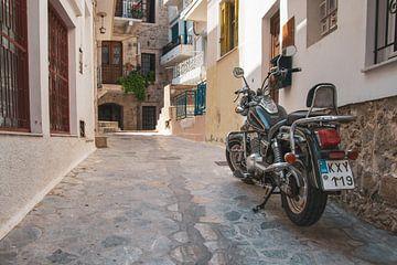 Räder von Griechenland von Marieke de Jong