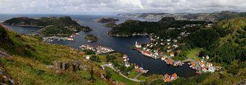 Kirkehamn - Norwegen von Sybrand Treffers