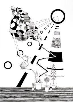 Groeien (nr. 2020-13) van Kris Stuurop