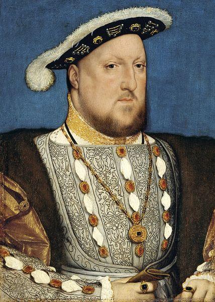 Hans Holbein.Porträt Heinrichs III von 1000 Schilderijen
