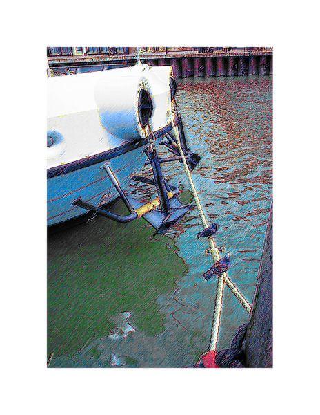 In veilige haven van Arie Van Garderen