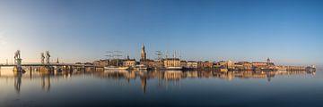 Kampen Skyline panorama #1 sur Edwin Mooijaart