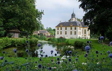 Fraeylemaborg in Slochteren (Groningen) von Greet ten Have-Bloem