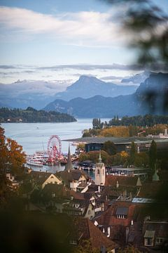 Luzern sur Severin Pomsel