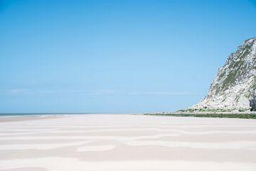 Cap Blanc-Nez, strand, beach, plage,  van Wendy van Kuler