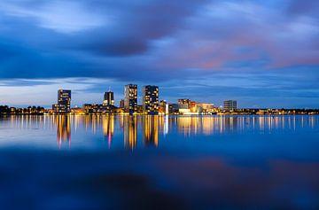 Stadtbild von Almere von Arjan Keers