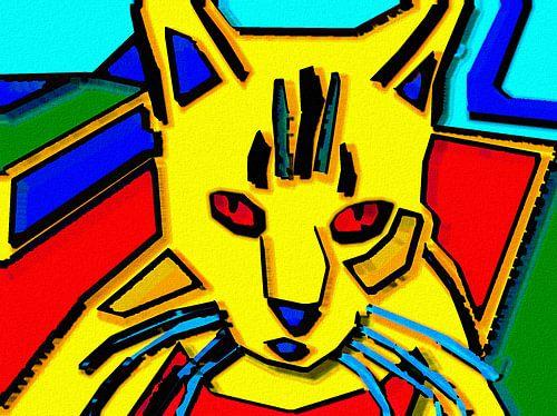 Piet Mondriaans Kat