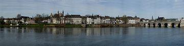 Maastricht oude brug  van Jo Miseré