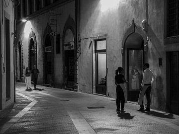 Pauze in Florence van