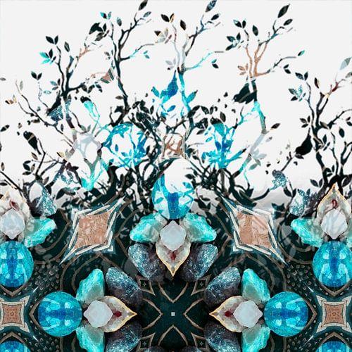 Edelstenen in symmetrie