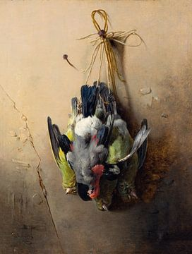 Klein für die Tafelvögel, Theodor Lundh