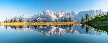 Sommer im Kaisergebirge von Achim Thomae