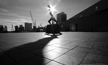 Plein 1940, Rotterdam von Anna Krasnopeeva