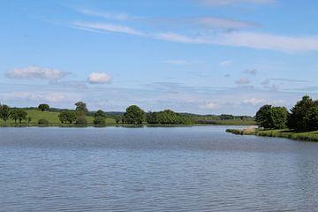 Magnifique étang sur Petra Van Hijfte