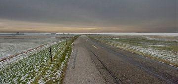 Typisch Hollands landschap van Irene Kuizenga