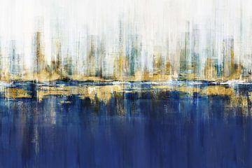 ultramarijn Horizon, Isabelle Z  van PI Creative Art