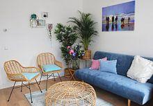 Kundenfoto: Strandspaziergang von Frans Van der Kuil