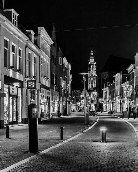 Hometown Nocturnal # 4 van Frank Hoogeboom