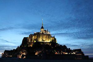 Mont Saint-Michel, Frankrijk van