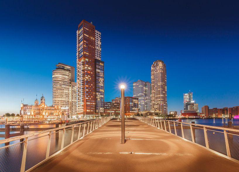 Rotterdam - Rijnhaven van Tom Roeleveld