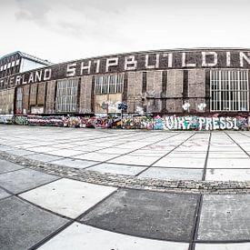 Scheepswerf Amsterdam NDSM van Erik Rudolfs