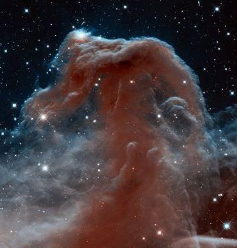 Hubble Photo of a Nebula van Brian Morgan