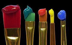 Kleurrijke van Ulrike Leone