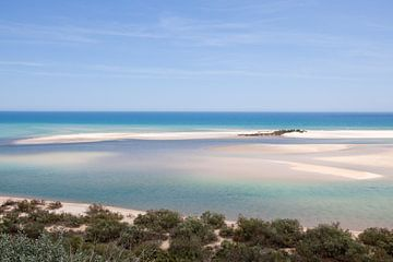 Cacela Velha - Paradijselijk strand - Portugal van
