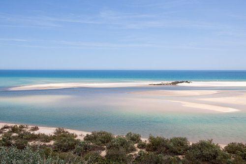 Cacela Velha - Paradijselijk strand - Portugal van Jacqueline Lemmens