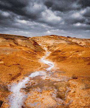 Landschap foto zoutwoestijn van videomundum