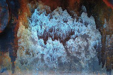 Een explosie van roest van Truus Nijland