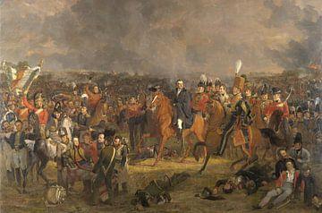 De Slag bij Waterloo, Jan Willem Pieneman