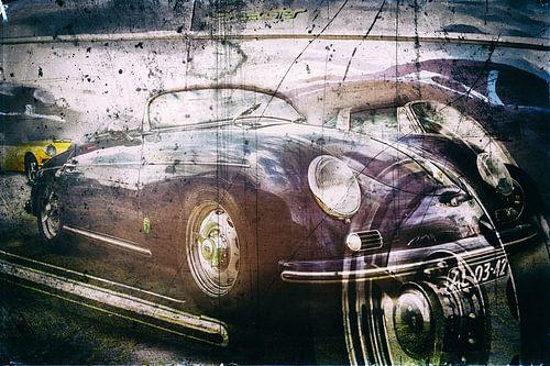 Porsche 356 old school