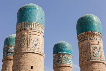 Bukhara Uzbekistan sur Bart van Eijden