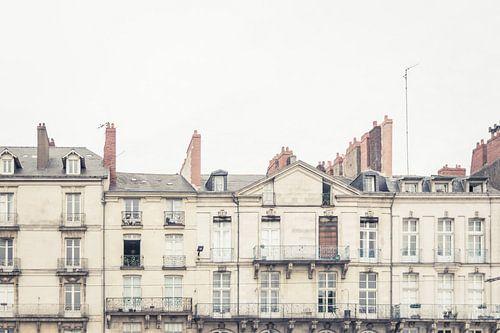 Huizen in Frankrijk van Chantal van Antwerpen