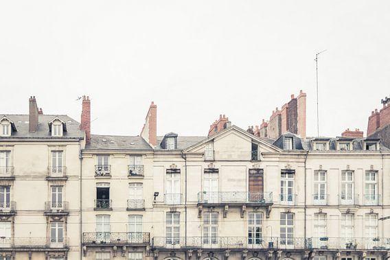 Häuser in Frankreich von Chantal van Antwerpen