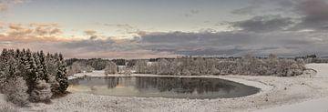 Eisige Kälte van Andreas Stach