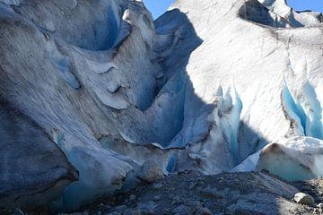 het eeuwige ijs van Tjacco Voskuilen