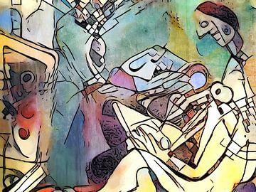 Hommage à Picasso (2)