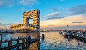 Pontsteiger Houthaven Amsterdam von Arno Prijs