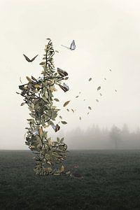 Mankind with or vs. nature? van Elianne van Turennout