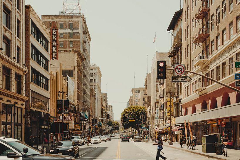 Downtown Los Angeles III van Pascal Deckarm