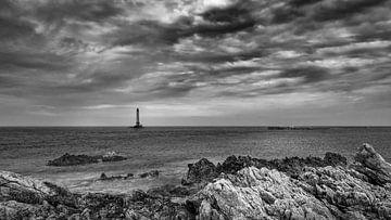 Goury-Leuchtturm in der Normandie von Kok and Kok
