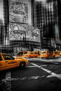 Yelloe Cabs - Van Wagner